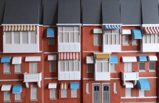 Expositie in het Pablo Rueda Lara Museum