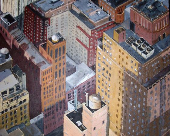 New York, Bird's eye