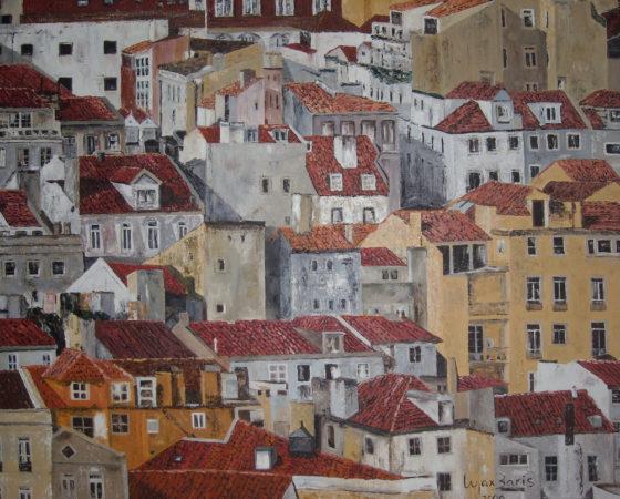 Lissabon, Baro Alto