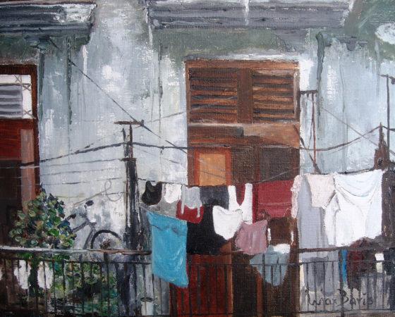 Havanna, elke dag bonte was