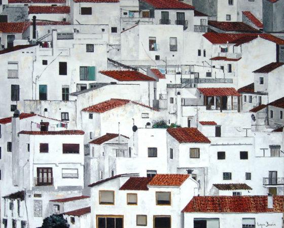 Casares, Pueblo blanco Andalucia