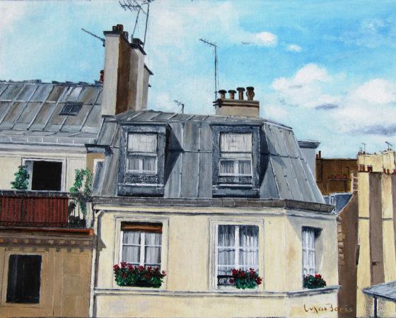 Toits de Paris