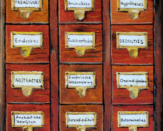 Het Ladenblokje van de Wetenschapsfilosoof