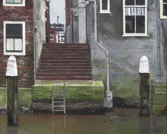 Dordrecht-achter de Voorstraat