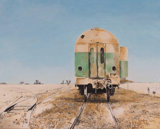 The Sahara Express
