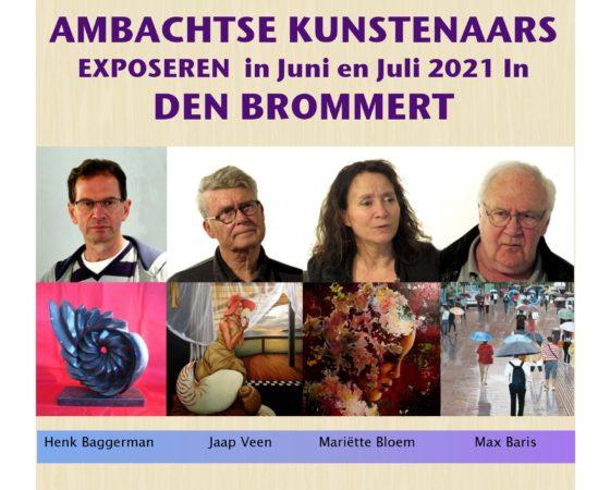 Tentoonstelling in Hendrik-Ido-Ambacht